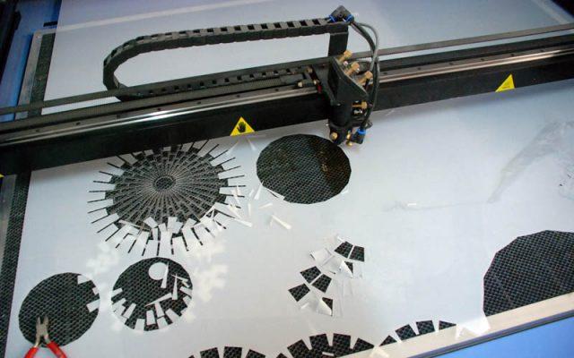 taglio incisione marcatura laser - laser cut milano