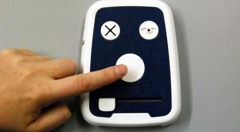 Prototipo dispositivo elettronico per bambini di Acab