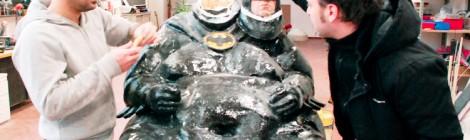 Fatman. Una scultura iperreale