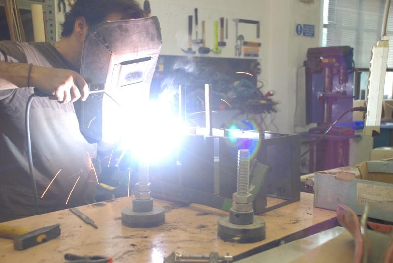 prototipo modelli alluminio acciaio inox rame ottone