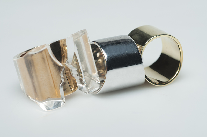prototipo fresatua plexiglas anello